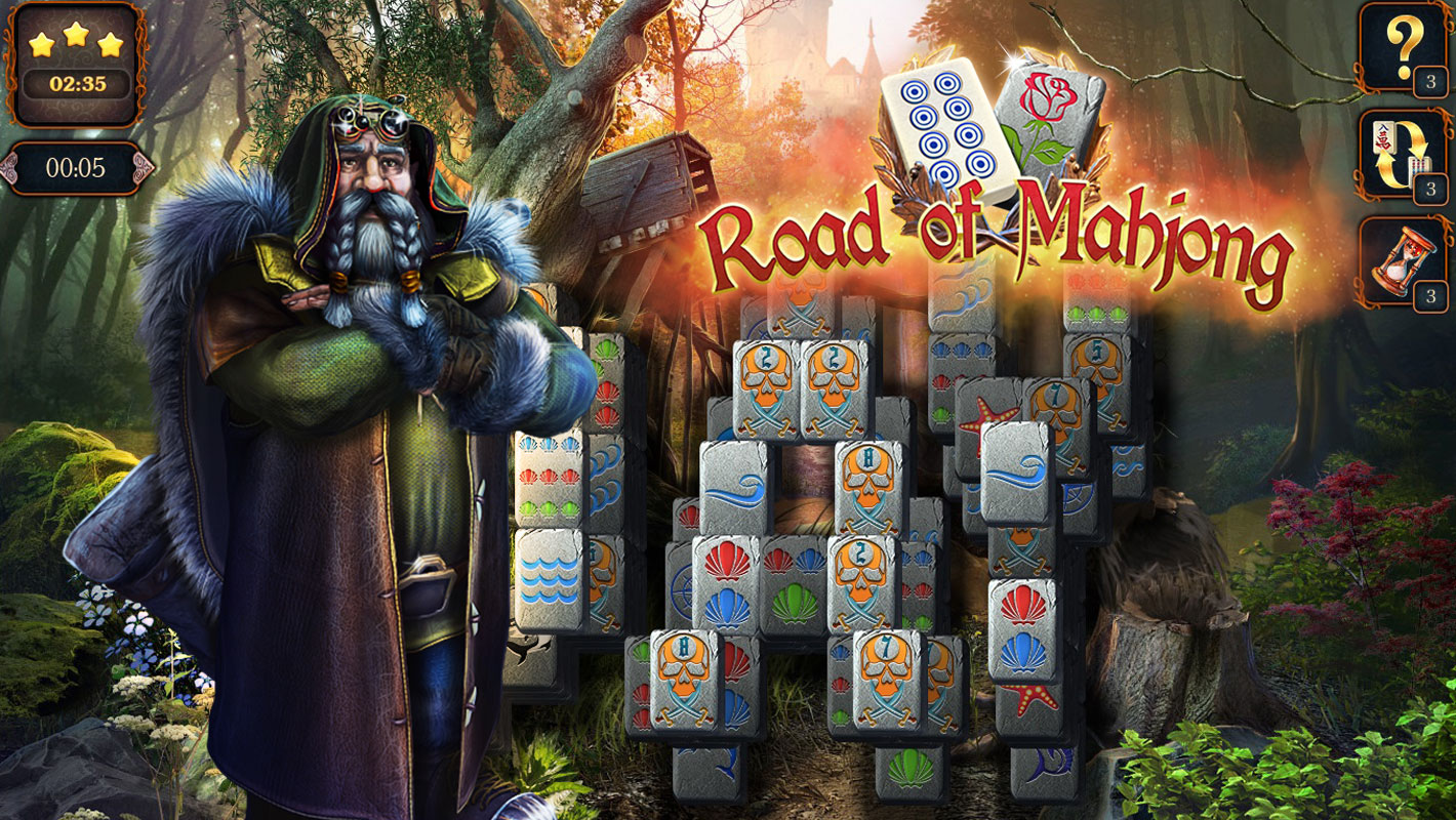 Road of Mahjong