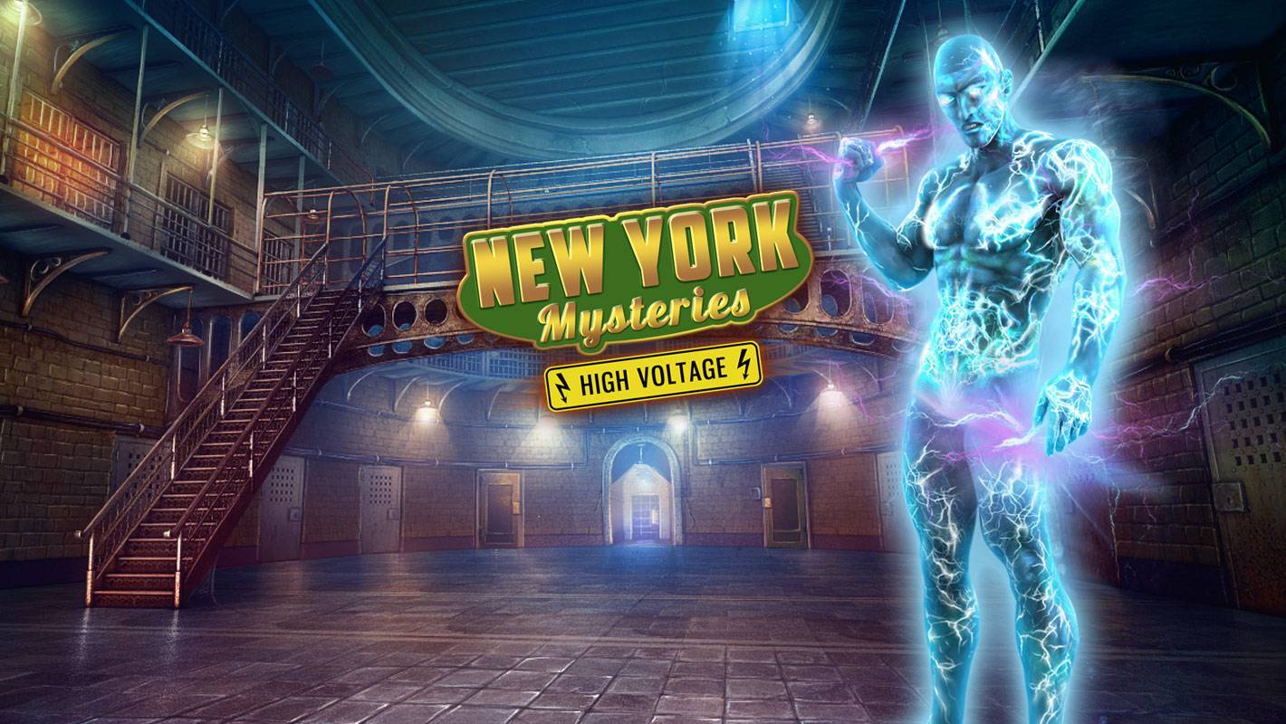New York Mysteries release now!