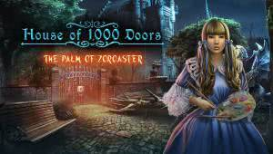 House of 1000 Doors: The Palm of Zoroaster